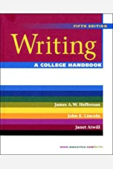 Writing: A College Handbook (Fifth Edition) Hardcover