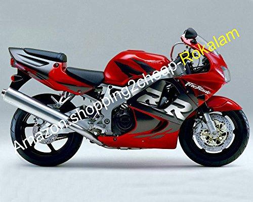 Hot Sales,Cheap Red Fairing ABS Body Kit For CBR900RR 98 99 CBR-900RR 1998 1999 CBR 900RR 919 Moto Fairings Set