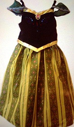 Disne (Princess Anna Of Arendelle Costume)