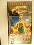 Big Trouble In Little China VHS Tape