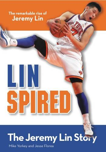 Linspired, Kids Edition: The Jeremy Lin Story (ZonderKidz Biography) (Top 10 Best Soccer Players In The World)