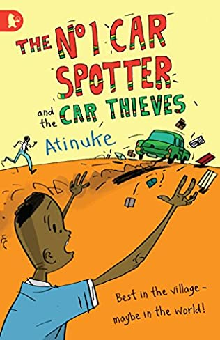 book cover of The Car Thieves