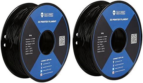 SainSmart 1.75 mm Flexible TPU 3d Printing filamento, Dimensional ...