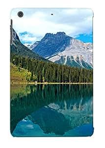 New Emerald Lake Yoho National Park British Columbia Canada Tpu Case Cover, Anti-scratch VwpjfSH5268SfqNV Phone Case For Ipad Mini/mini 2
