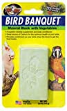 Zoo Med Mineral Block with Vegetables Bird Banquet, 5-Ounce, My Pet Supplies