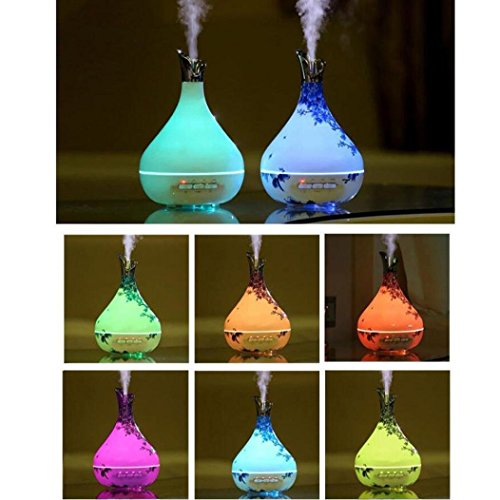 Intelligent Fragrance Automatic Oil Diffuser Humidifier