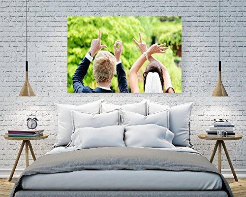 Amazon.com: Personalized wedding cloth, wedding cloth art ...