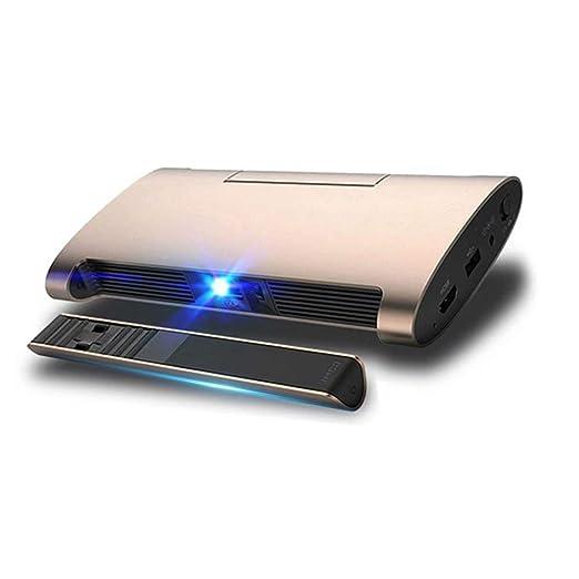 GG-projector Proyector M6 Hogar HD Pequeño Soporte 1080P Sin ...