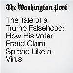 The Tale of a Trump Falsehood: How His Voter Fraud Claim Spread Like a Virus | Jenna Johnson