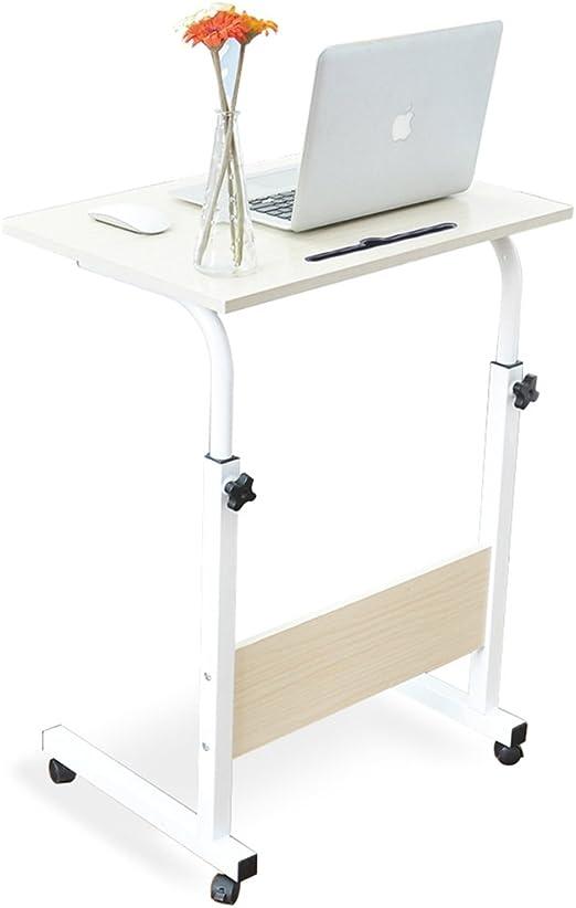 DlandHome 60 * 40 cm Ajustable Mesa de Ordenador Portatil con ...