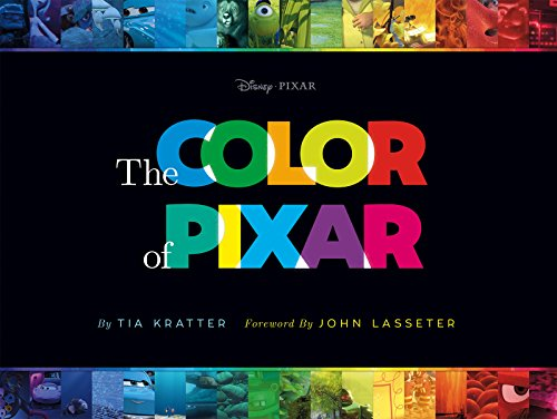 Animated Color (The Color of Pixar)