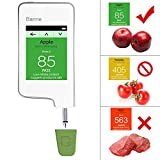 Food Nitrate Detector,Banne Fruit,Vegetable,Meat Nitrate Tester Food Tester Geiger Counter (Version 1)