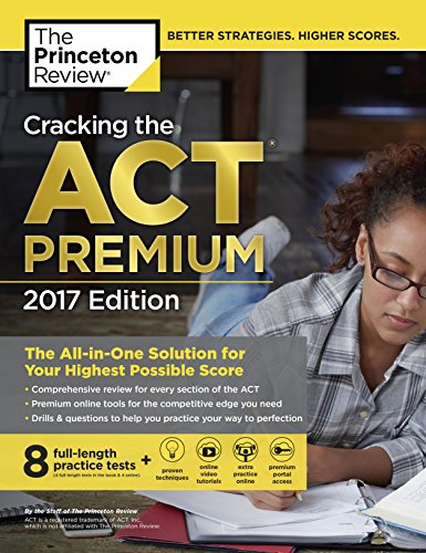 Act Study Guide Study Guide