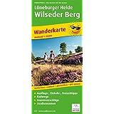 Lüneburger Heide, Wilseder Berg: Wanderkarte mit Ausflugszielen und Freizeittipps, wetterfest, reissfest, abwischbar, GPS-genau. 1:25000 (Wanderkarte / WK)