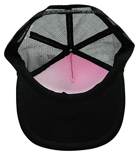 3241ac19534 Trucker Style Foam Hats Bright Neon Colored Black Light Pool Party Rave  Summer Neon Black Pink One S  Amazon.co.uk  Clothing