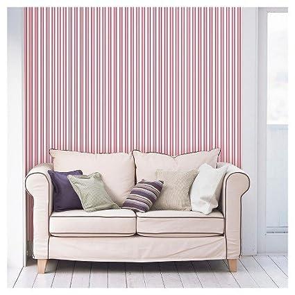 Devine Color Stripe Peel Stick Wallpaper 27 5 Square Foot