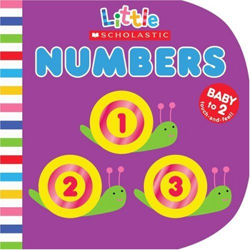 Numbers (Little Scholastic)