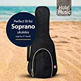 Hola! Heavy Duty SOPRANO (up to 21.5 Inch) Ukulele