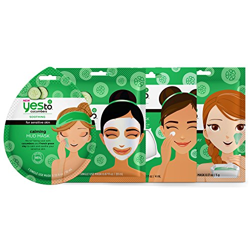 Yes To Cucumbers Mask Bundle