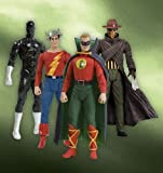 Justice Society of America Series 1 Action Figure Set
