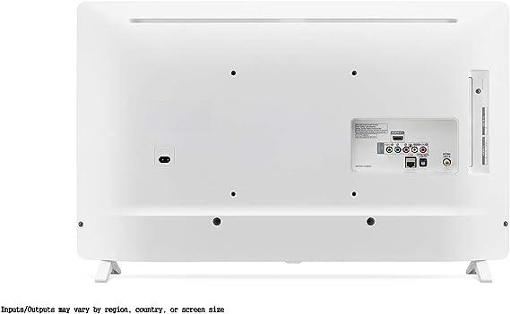 LG 32LK6200PLA.AEE TELEVISOR 32 LCD LED FULL HD HDR 1500Hz THINQ SMART TV WEBOS 4.0 WIFI BLUETOOTH: 262.57: Amazon.es: Electrónica
