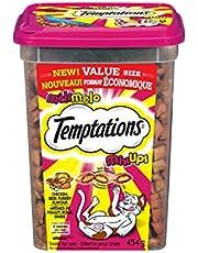 Temptations Cat Treats, Mix-Ups Meaty (Chicken, Turkey & Beef Flavour), 454g Tub (58496440640)
