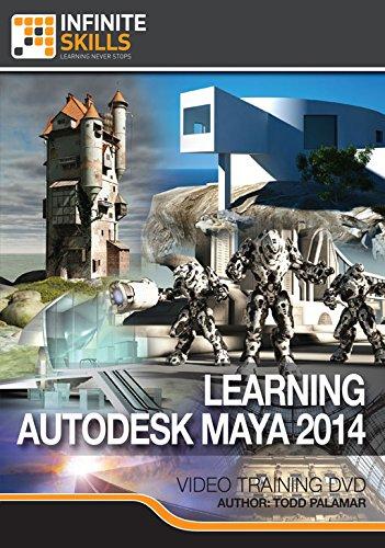 Learning Autodesk Maya 2014