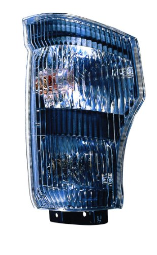 Depo 313-1511R-AS Replacement Passenger Side Park Signal Lamp Assembly (This product is an aftermarket product. It is…