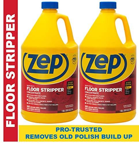 Zap floor stripper
