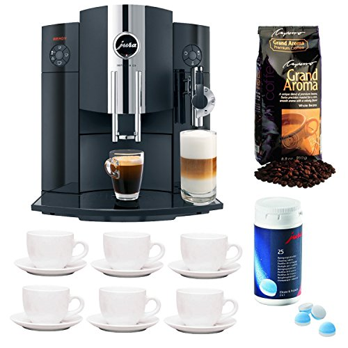 Jura Impressa C9 One Touch Espresso Machine + Accessory Kit (Certified Refurbished)