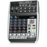 Behringer Q802USB Premium 8-Input 2-Bus Mixer