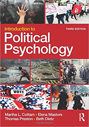 Amazon introduction to political psychology 3rd edition introduction to political psychology 3rd edition 3rd edition fandeluxe Choice Image