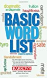 Basic Word List, Samuel C. Brownstein and Mitchell Weiner, 0764141198