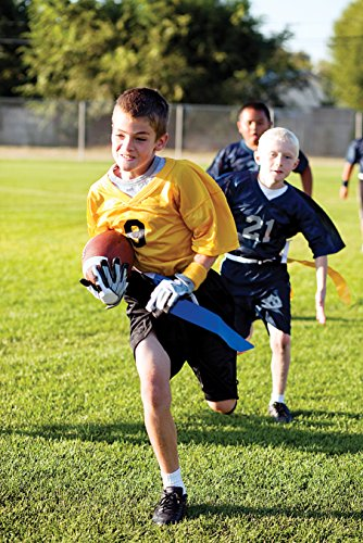 SKLZ 10-Man Flag Football Deluxe Set W/ Flags and Cones.