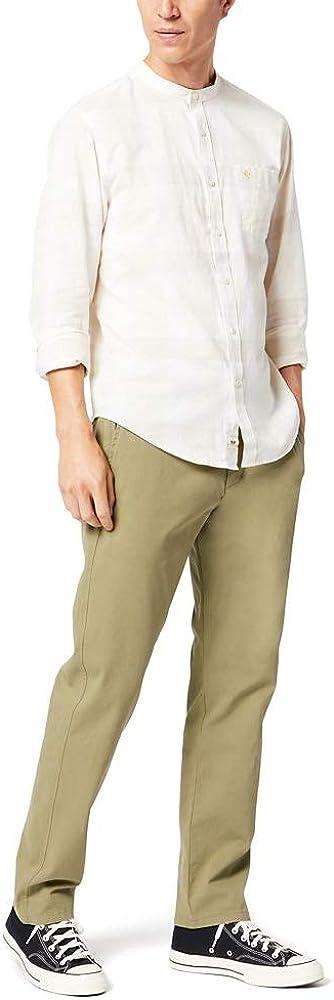 Dockers Men's Slim Fit Ultimate Chino Pants, Sunset Blue, 29W x 30L