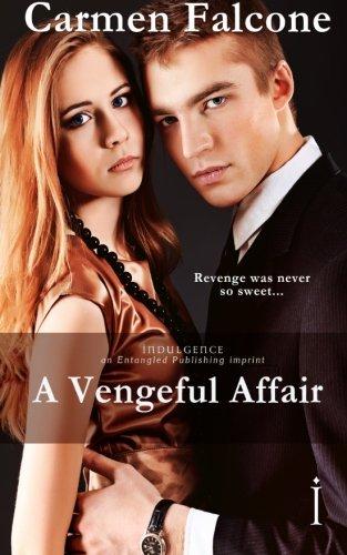 book cover of A Vengeful Affair