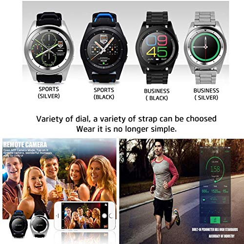Amazon.com: MTOFAGF G6 Remote Watch Heart Rate Monitor ...
