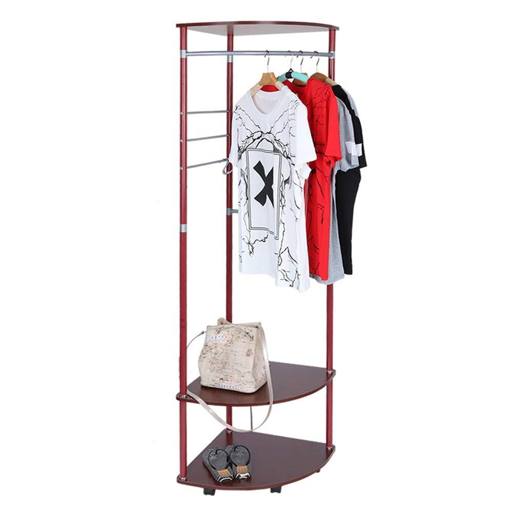 WONdere Multifunctional Coat Rack Floor Indoor Clothes Rack Fashion Creative Hanger