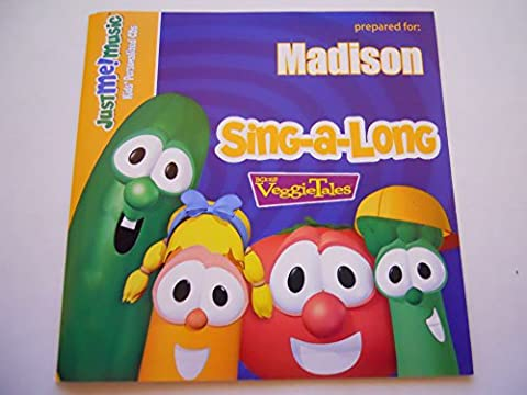 Veggietales Sing-a-Long for Madison (Veggie Tales Sing A Long)