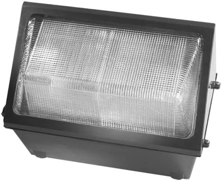 Hubbell Outdoor Lighting WGH250P 250-Watt Pulse Start Metal Halide Large Glass Wall Pack