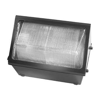 Hubbell Outdoor Lighting WGH400P 400-Watt Pulse Start Metal Halide Large Glass Wall Pack