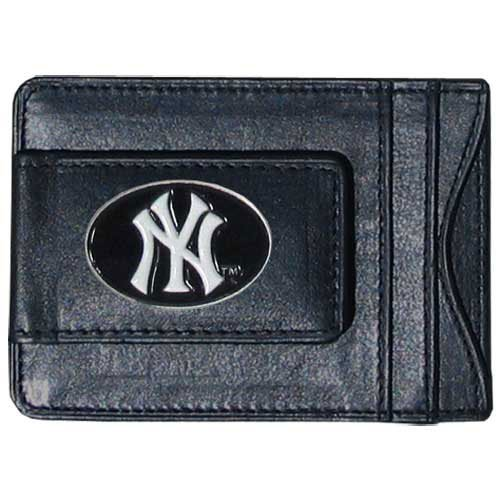 MLB New York Yankees Cash and Card Holder
