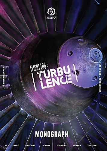 GOT7 - GOT7 FLIGHT LOG : TURBULENCE MONOGRAPH [Limited Edition] DVD+Photobook+Postcard+Extra Photocards Set (Postcard Log)