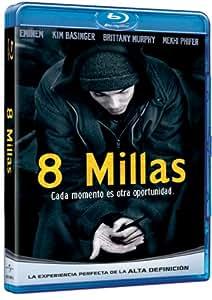8 millas [Blu-ray]