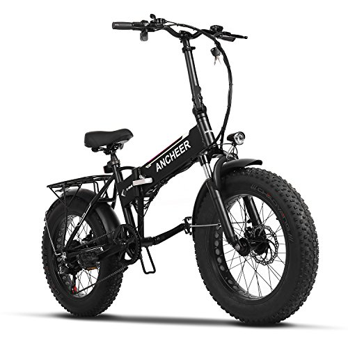 Ancheer Folding Electric Bike