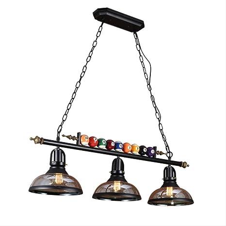 American retro chandelier restaurant bar billar chandelier ...