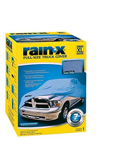 Rain-X 804521 Blue X-Large Full Size Truck Cover