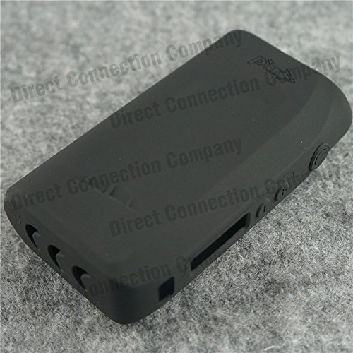 Silicone Case for IPV 5 Sleeve IPV5 200W Protective Skin Wrap (Black)