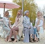 Hair Turbans for Women Fashion Solid Soft Stretch