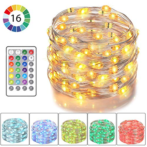 Multi Colored Led Twinkle Lights